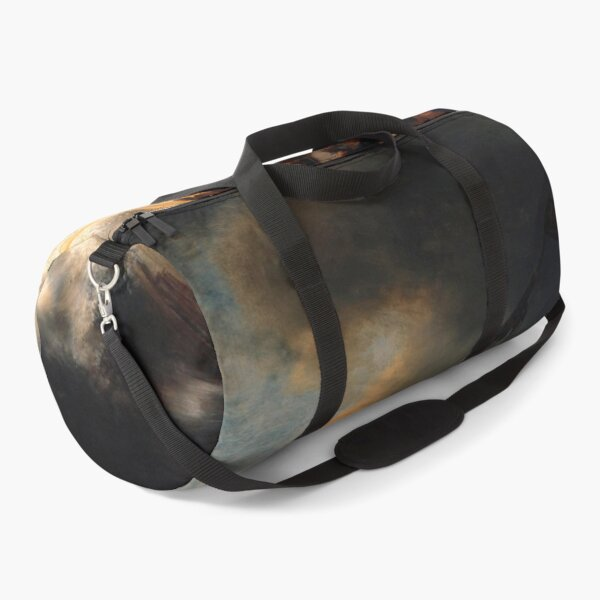 Rembrandt's - The Storm on the Sea of Galilee Duffle Bag