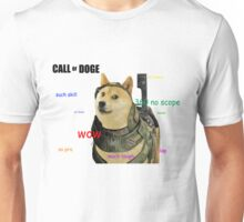 Call of Doge Unisex T-Shirt