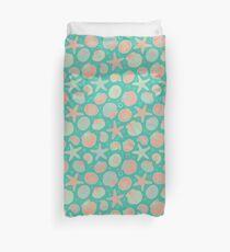 Seashell pattern Duvet Cover