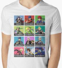Marth Tier List Men's V-Neck T-Shirt