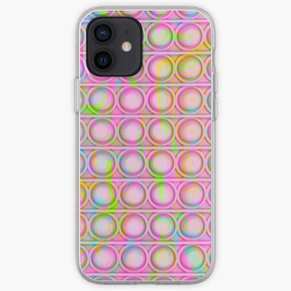 Pop Fidget Pattern  iPhone Soft Case