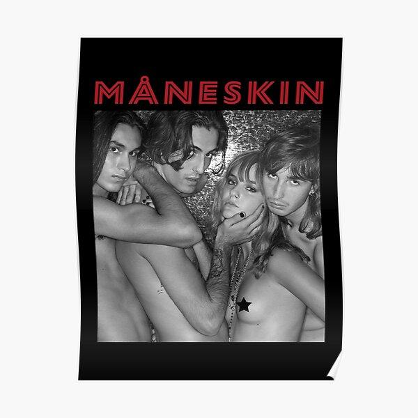 MANESKIN Poster