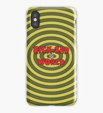 You're Standing On My Neck iPhone Case/Skin