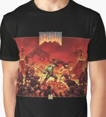 DOOM - Classic Version Graphic T-Shirt