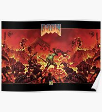 DOOM - Classic Version Poster