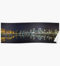 Salthouse Dock Liverpool Panoramic Poster