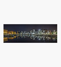 Salthouse Dock Liverpool Panoramic Photographic Print