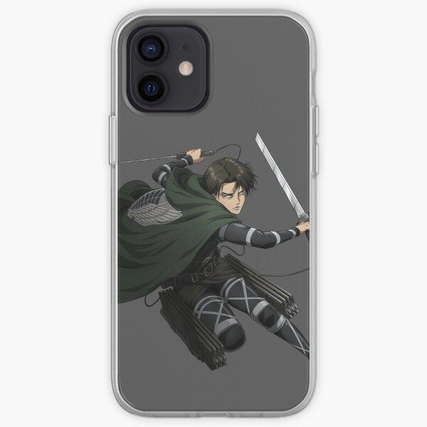 Levi Ackerman iPhone Soft Case