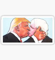 Donald Trump Boris Johnson Sticker