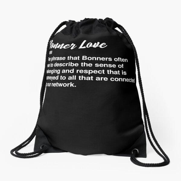 Bonner Love Definition Drawstring Bag