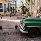 Havana Vieja by Abtin Eshraghi