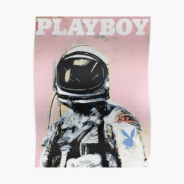 playboy astronaut   Poster