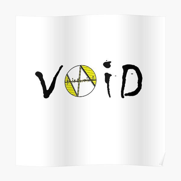 VOID jointweird Poster