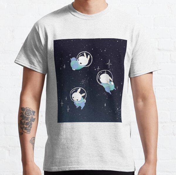 Space Bunnies Cute Classic T-Shirt