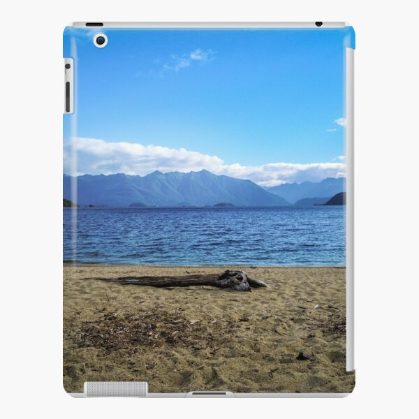 Lake Manapouri, Fiordland, New Zealand iPad Snap Case
