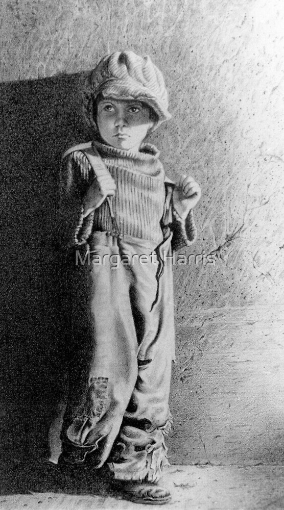 The Kid ..Jackie Coogan by Margaret Harris