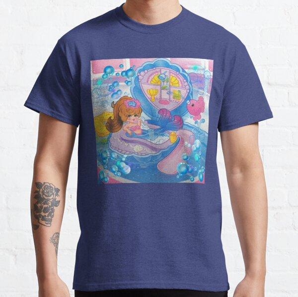 Y2k aesthetics merwees bubble bath  Classic T-Shirt