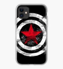 Winter Soldier iPhone Case