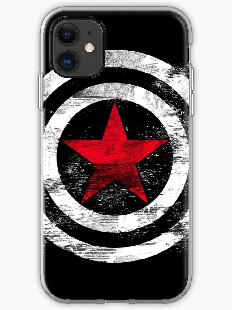 Bucky Winter Soldier iphone case