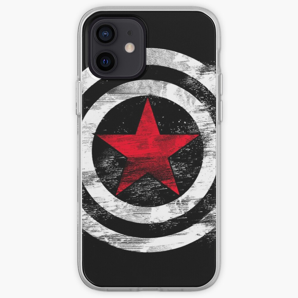Winter Soldier iPhone Case & Cover
