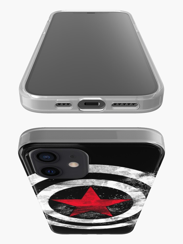 Alternate view of Winter Soldier iPhone Case & Cover