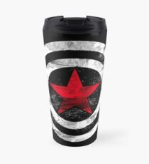 Winter Soldier Travel Mug
