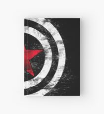Winter Soldier Hardcover Journal