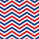 US Flag Stripe by CroDesign