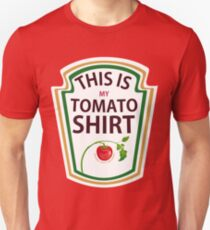 0dd7a664 THIS IS MY TOMATO SHIRT Slim Fit T-Shirt