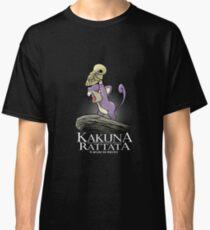 Camiseta clásica Rattata Kakuna