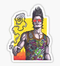 Fight Club #2 *69 dude Sticker