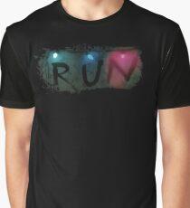 Stranger Things - RUN Graphic T-Shirt