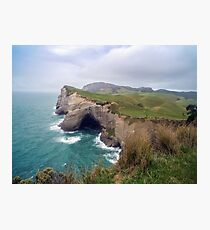 Cape Farewell, South Island, New Zealand Photographic Print
