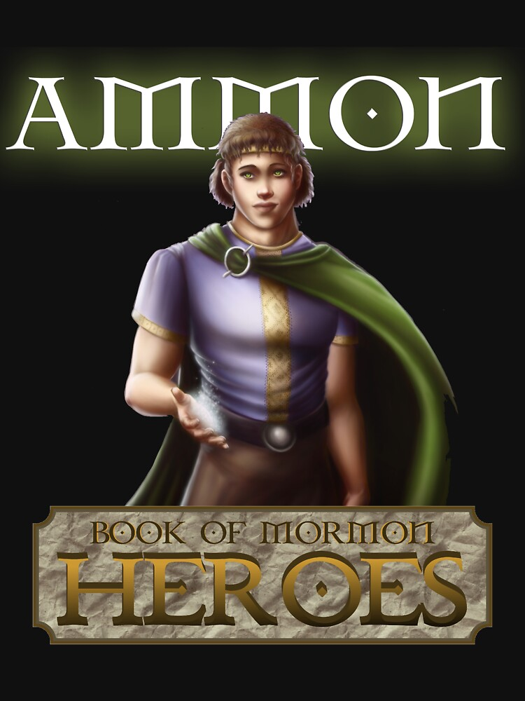 Ammon by bomheroes