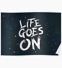Life Goes On Poster