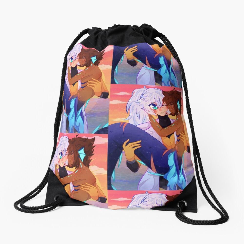 Soriku [Kingdom Hearts] Drawstring Bag