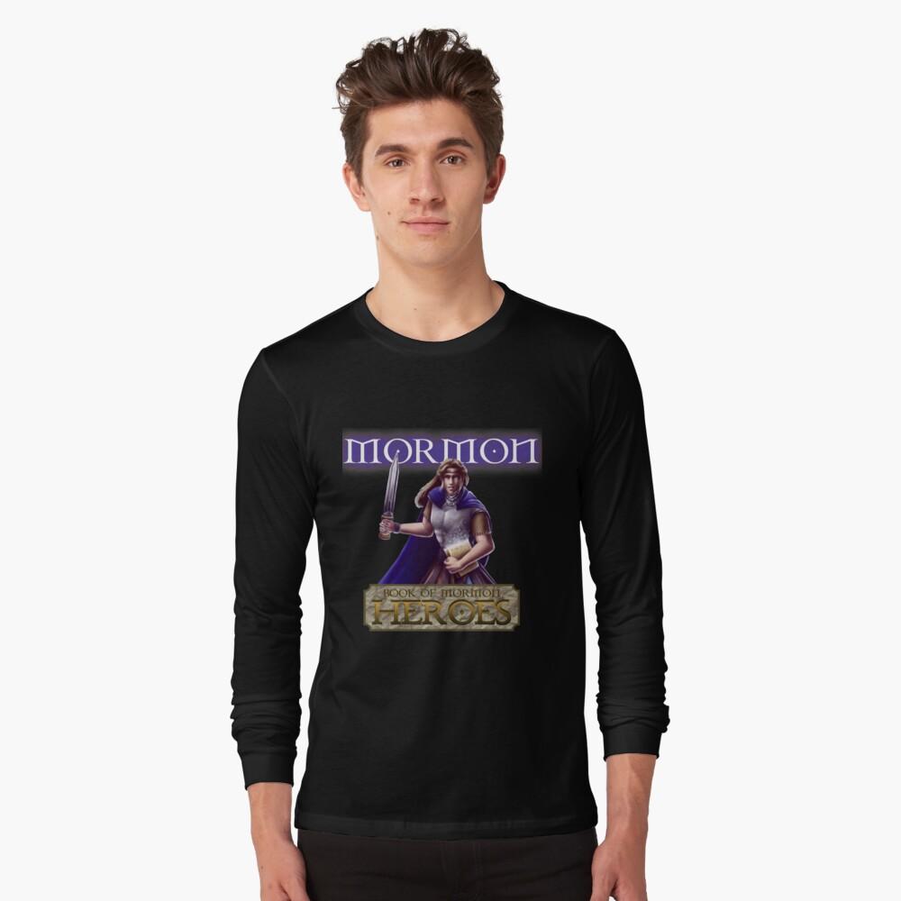 Mormon Long Sleeve T-Shirt