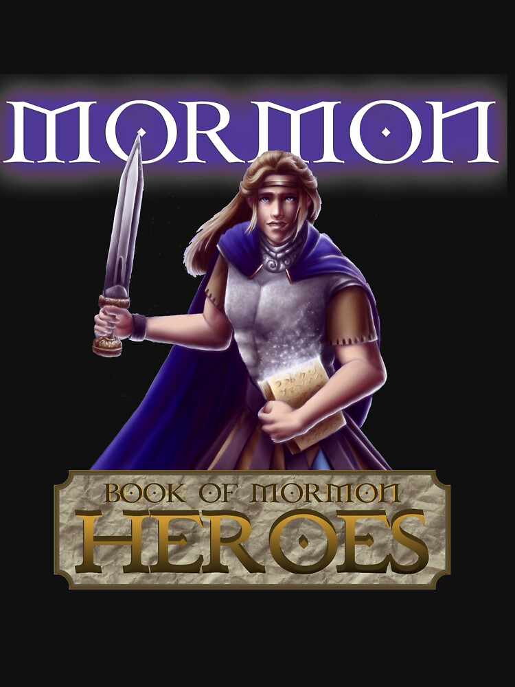 Mormon by bomheroes