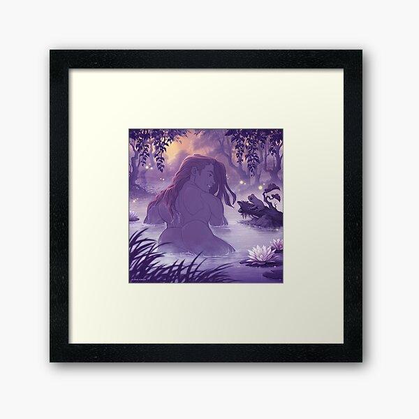 Human/Nature 11 - Print Framed Art Print