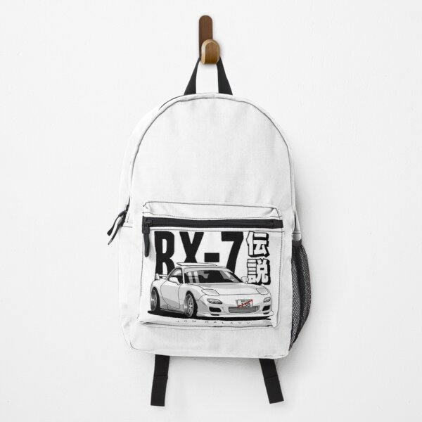RX7 FD / FD3S (White) Backpack