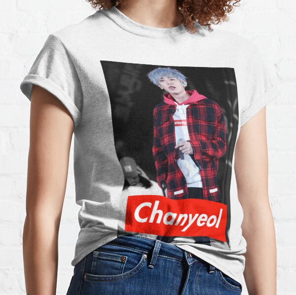 Chanyeol Classic T-Shirt