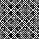 AGDG - Logo Pattern (Black) by nintendino