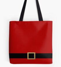 Santa's Suit Tote Bag