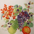 fruits à croquer by Aline Gason