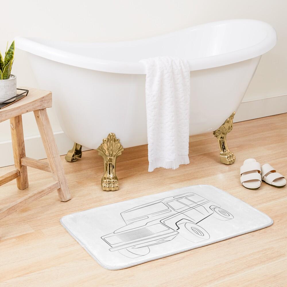 Defender Series Bath Mat