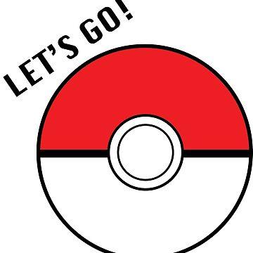 Pokemon Go! by mhv23