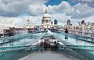 Millennium Bridge by Svetlana Sewell