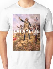 the lancelot of the revolutionary set Unisex T-Shirt