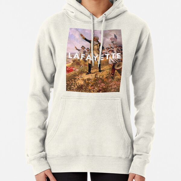 the lancelot of the revolutionary set Pullover Hoodie
