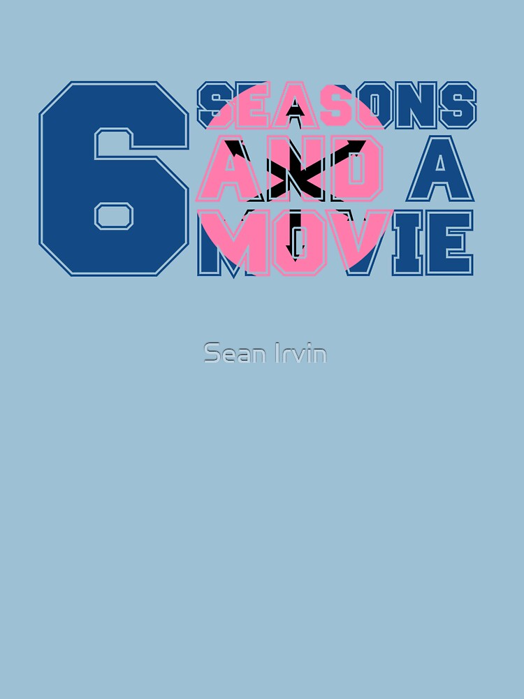 6 Seasons and a Movie by cl0udy1